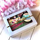 Aloha Gift Box, Bath Gift Set, Soap and Body Butter, Hawaiian bath set