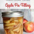 Canned Apple Pie Filling with Apples, Brown Sugar, Cornstarch, Lemon Juice, Cinnamon, Nutmeg, Salt, Water.