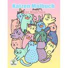 Katzen Malbuch fr Mdchen : Katzen Motiv fr Kinder ab 10+ Jahren zum Ausmalen: Katzen Ausmalbilder fr Jungen, Mdchen (Paperback)