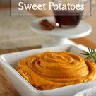 Whipped Sweet Potatoes