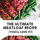The Meatloaf Recipe That'll Turn You Into a Meatloaf Lover - Foodess