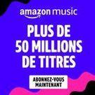 Essai gratuit de 30 jours - musique en illimités - amazon music. PAS de PUBLICITÉ