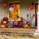 Fall Porches