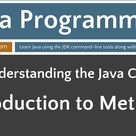 Learn Java Programming - Introduction to Methods Tutorial