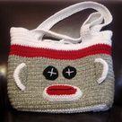 Crochet Sock Monkeys