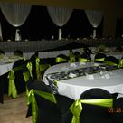 Lime Green Weddings