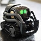 You can also make a robot like ANKI's Vector robot
