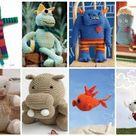 Mochila de crochê  Verefazer site de ideias criativas para baixar molde grátis para fazer em casa