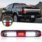 GM002-3 3rd brake light - Chrome Housing + Red Lens