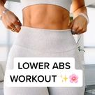 Easy Lower Abs Workout