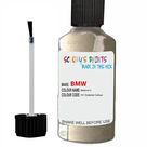 Bmw 7 Series Beige Code 411 Touch Up Paint Scratch Stone Chip Repair   Touch Up Paint 30ML Bottle
