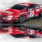 Alfa Romeo 156 GTA Autodelta ETCC 2004   Desktop Nexus Wallpapers