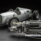 Auto Union Type C hillclimb 1936