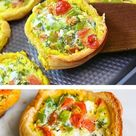 Veggie Egg Cups