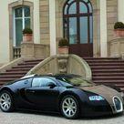Bugatti Veyron Fbg par Hermès edition