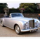 A1 Poster. Bentley R Type Continental