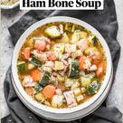 How to make: Ham Bone Soup