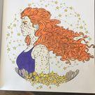 Scarlet Benoit; colored by Lauren Moore