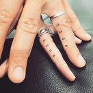 23 Best Matching Couple Tattoos To Show Your Love - Page 2 of 2 - StayGlam