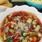 Recipe For Minestrone Soup