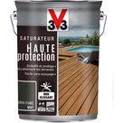 Saturateur Haute protection Gris fumé Mat 5L V33