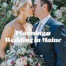 Planning a Wedding in Maine