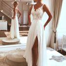 Charming Prom Dress,V-Neck Prom Dress,A-Line Prom Dress,Appliques Prom Dress,Long Prom Dress,Evening Dress F574