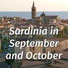 Weather in Sardinia