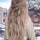 Hair Pinspiration 📌 in 2021   Long hair styles, Hair, Hair styles