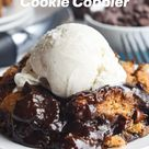 Chocolate Chip Cookie Cobbler