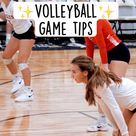 ✨Volleyball✨ game tips