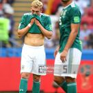 Julian Brandt of Germany reacts during the 2018 FIFA World Cup Russia...
