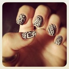 Henna Nails