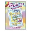 My Airplane Trip Activity Book