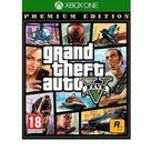 Xbox One Grand Theft Auto V: Premium Edition
