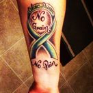 Awareness Tattoo