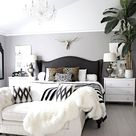 neutral eclectic home tour