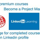 11 FREE Linkedin Learning courses to Become a Project Manager
