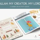 Teaching Kids about Allah  Hands on Activities about Allah    Etsy
