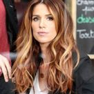The Latest Hair Trend is called Ecaille.  It's from Paris.
