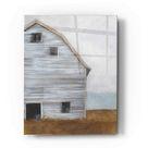 Epic Art 'Abandoned Barn I' by Ethan Harper Acrylic Glass Wall Art   12x16