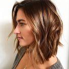 21 Medium Length Hairstyles for Thin Hair to Look Fuller