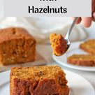 Carrot Bread with Hazelnuts