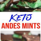 Keto Candy BEST Low Carb Keto Andes Mints Idea – Quick & Easy Ketogenic Diet Recipe – Completely Keto Friendly – Gluten Free – Sugar Free