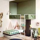 Zehn Kreative Kinderbetten Zum Verlieben