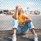 25 + › Pinterest // Carriefiter // 90er Jahre Mode Street Wear Street Style Fotografie … - St...