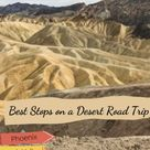 Phoenix to Death Valley - Where to Stop on the Road Trip