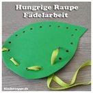 Die Raupe Nimmersatt - Ideen und Spiele für Kindergarten und Kita