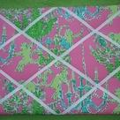 Fabric Memo Boards