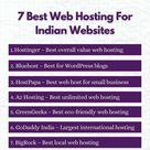 Best Web Hosting For Indian Website   Best Digital Marketing   SEO   SMO   Website Designer
